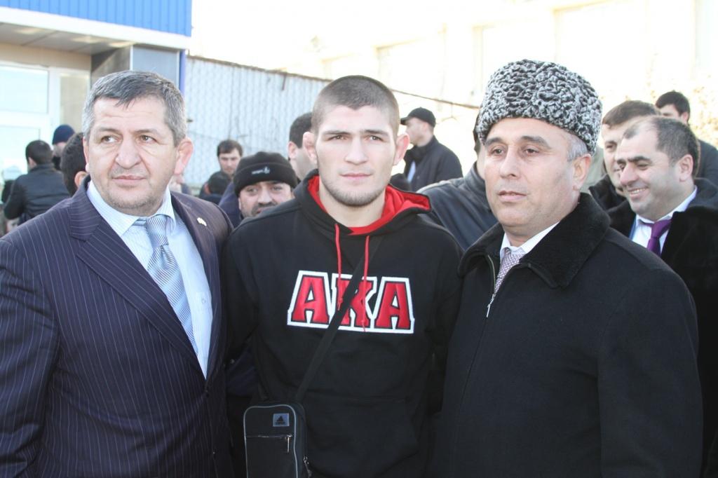 хабиб в Дагестане