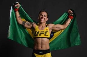 Джессика Андраде в UFC