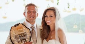 tj dillashaw and wife