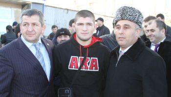 Хабиб Нурмагомедов планирует принять Конора МакГрегора в качестве гостя
