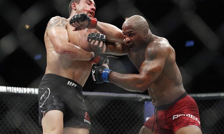 UFC 225-Whittaker vs Romero