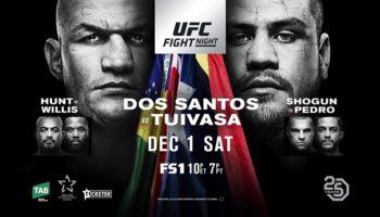 UFC Fight Night 142
