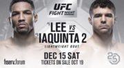 UFC on FOX 31: видео и результаты