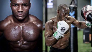 Kamaru Usman — боец  UFC: статистика боев, биография