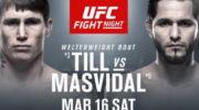 UFC Fight Night 147 ON ESPN+ 5 – дата, участники, карды