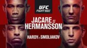 UFC Fight Night 150: кард турнира
